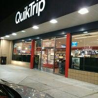 Photo taken at QuikTrip by Kristin D. on 3/4/2017