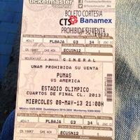 Photo taken at Dirección General de Orientación y Servicios Educativos (DGOSE) by edgar e. on 5/8/2013
