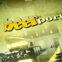 Photo taken at Beerport by Neşe A. on 10/24/2012