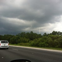 Photo taken at Manatee County by Jennifer on 6/29/2013