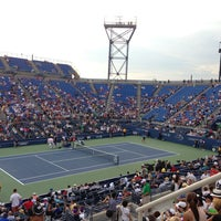Photo taken at US Open Tennis Championships by Yukari on 8/27/2013
