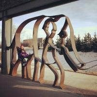 Photo taken at Calgary Zoo by Chikom U. on 2/15/2013