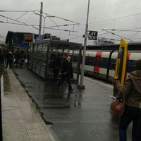 Photo taken at Aulnay-sous-Bois Railway Station by Petr S. on 3/31/2016