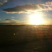 Photo taken at Aberdeen International Airport (ABZ) by Me Y. on 10/8/2012