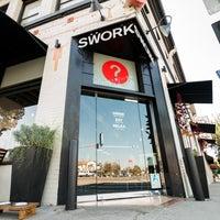 Photo taken at Swork Coffee Bar by Swork Coffee Bar on 9/22/2017
