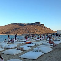 Photo taken at Panormos Beach by Tommy P. on 7/29/2013