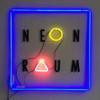 Photo taken at Neon Raum by Tommy P. on 2/15/2014