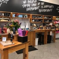 Photo taken at LUSH by Laura P. on 6/23/2018