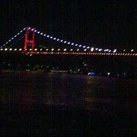 Photo taken at Bosphorus by Sena A. on 7/7/2013