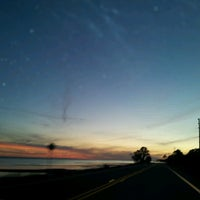 Photo taken at Saint George Island, FL by Soumya N. on 12/30/2012