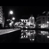 Photo taken at Ghent by Esteban on 10/5/2012