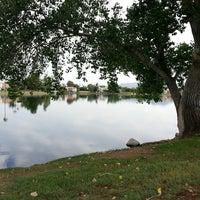 Photo taken at Scottsdale Greenbelt by Kris B. on 8/23/2013