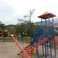 Photo taken at Parque 1a. Avenida by Graciela on 8/21/2013