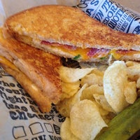 Photo taken at Melt Down Grilled Cheese by Alex V. on 8/14/2013