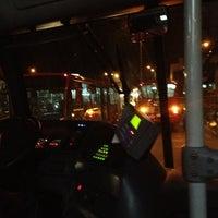 Photo taken at TransMilenio: Escuela Militar by Diana B. on 11/7/2012
