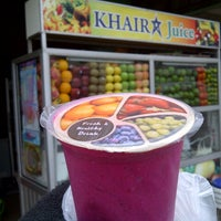 Photo taken at Khaira Juice by Jana A. on 11/6/2012