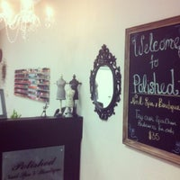 Polished Nail Spa & Boutique