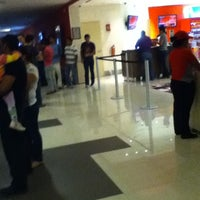 Photo taken at Cinemex by Magali on 1/28/2013