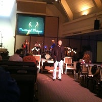 Photo taken at Community Presbyterian Church (COMPRES) by Gregory C. on 5/9/2013
