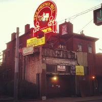 Photo taken at Phoenix Hill Tavern by Adam D. on 9/19/2012