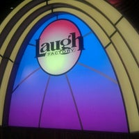 Photo taken at Laugh Factory by Lakeisha K. on 10/4/2012
