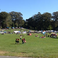 Photo taken at Hippie Hill by Bay M. on 4/20/2013