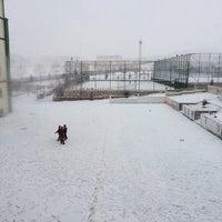 Photo taken at Doğa Koleji by Kübra B. on 12/11/2013
