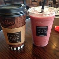 Photo taken at Corner Bakery by Des on 6/14/2014