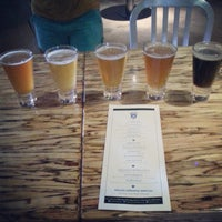 Photo taken at Mike Hess Brewing by StrobieOne C. on 8/10/2013