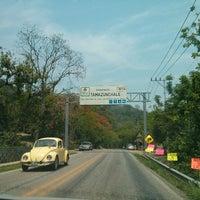 Photo taken at Tamazunchale by Romeo G. on 5/10/2013