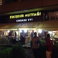 5/15/2013 tarihinde Furkan B.ziyaretçi tarafından Eskişehir Çibörek Evi'de çekilen fotoğraf