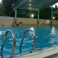 Photo taken at ASRC Swimming pool by Fitry J. on 1/26/2013