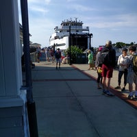 Photo taken at Steamship Authority - Hyannis Terminal by Clayton on 8/6/2017