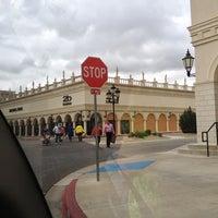 Foto tomada en San Marcos Premium Outlets por Diego el 3/28/2013