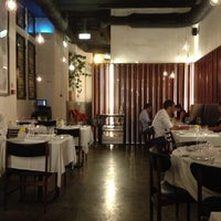 Photo taken at Restaurante ABC by James M. on 10/8/2012