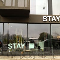 Photo taken at Hotel STAY Copenhagen by James M. on 10/2/2012