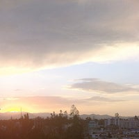 Photo taken at Colonia Lindavista by Paco L. on 4/14/2014