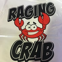 Photo taken at Raging Crab by Queen C. on 8/31/2016
