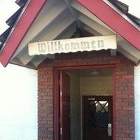 Photo taken at Gazzolo's European Restaurant and Deli by Aviana C. on 12/11/2012