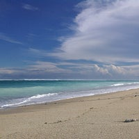 Photo taken at Pandawa Beach by Langgeng B. on 6/30/2013