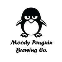 Photo taken at Moody Penguin Brewery by brad h. on 8/8/2013