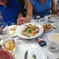 6/30/2013 tarihinde Gülistan I. .ziyaretçi tarafından Bogaz Balik lokantasi Rumeli kavagi'de çekilen fotoğraf