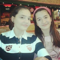 Photo taken at Sbarro by Pınar A. on 4/4/2013