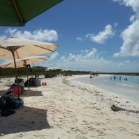 Photo taken at Parque Nacional Los Roques by Ivan S. on 11/17/2012