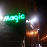 Photo taken at Magic by Spirit W. on 1/27/2013