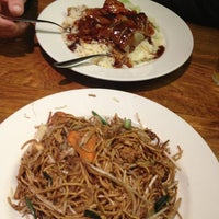 Photo taken at Noodle King by Justina on 3/10/2013