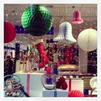 Photo taken at The Conran Shop by Judith G. on 12/13/2012