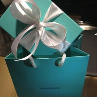 Photo taken at Tiffany & Co. by Юля . on 7/23/2013