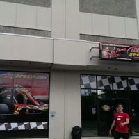 Photo taken at K1 Speed by Stefan M. on 7/5/2013