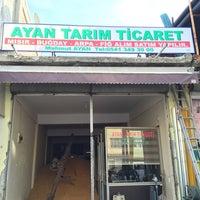 Photo taken at Ayanlar Tarım Ticaret by Tolgahan A. on 11/20/2014